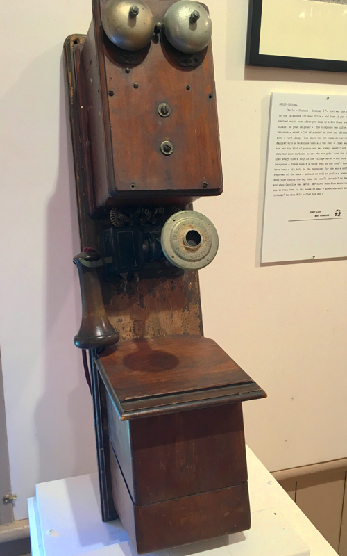 <h3>Wall Telephone</h3> <br> <p><i>Made by the North Electric Co.</i><p> <br> <p><strong>Ca. 1900-1918 <br> Gift of George R. Latham</strong></p> <br> <br> <p>The North Electric Co. of Cleveland, Ohio was founded in 1884 and was an important name in the manufacturing of telephones and telephone equipment for nearly one hundred years.</p>