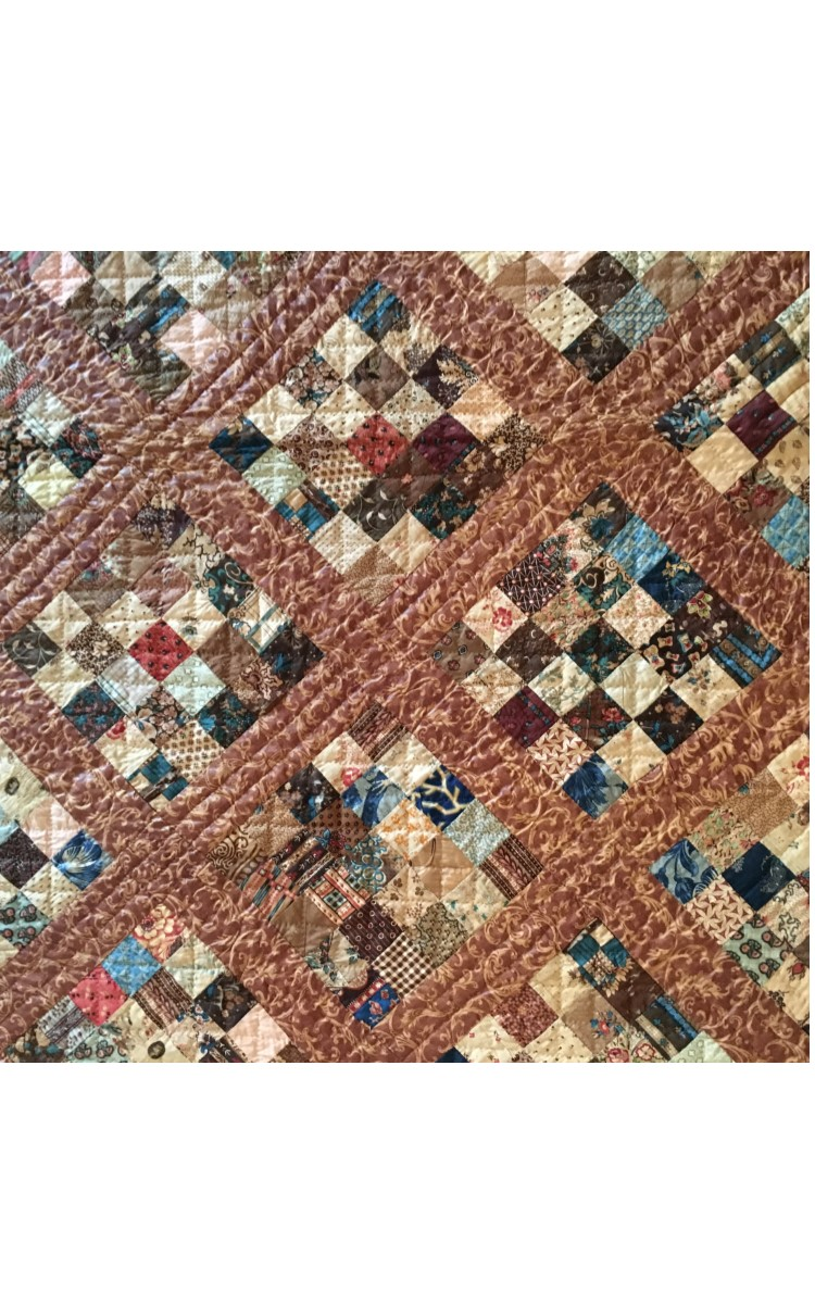 <h3>TWENTY-FIVE PATCH VARIATION</h3>