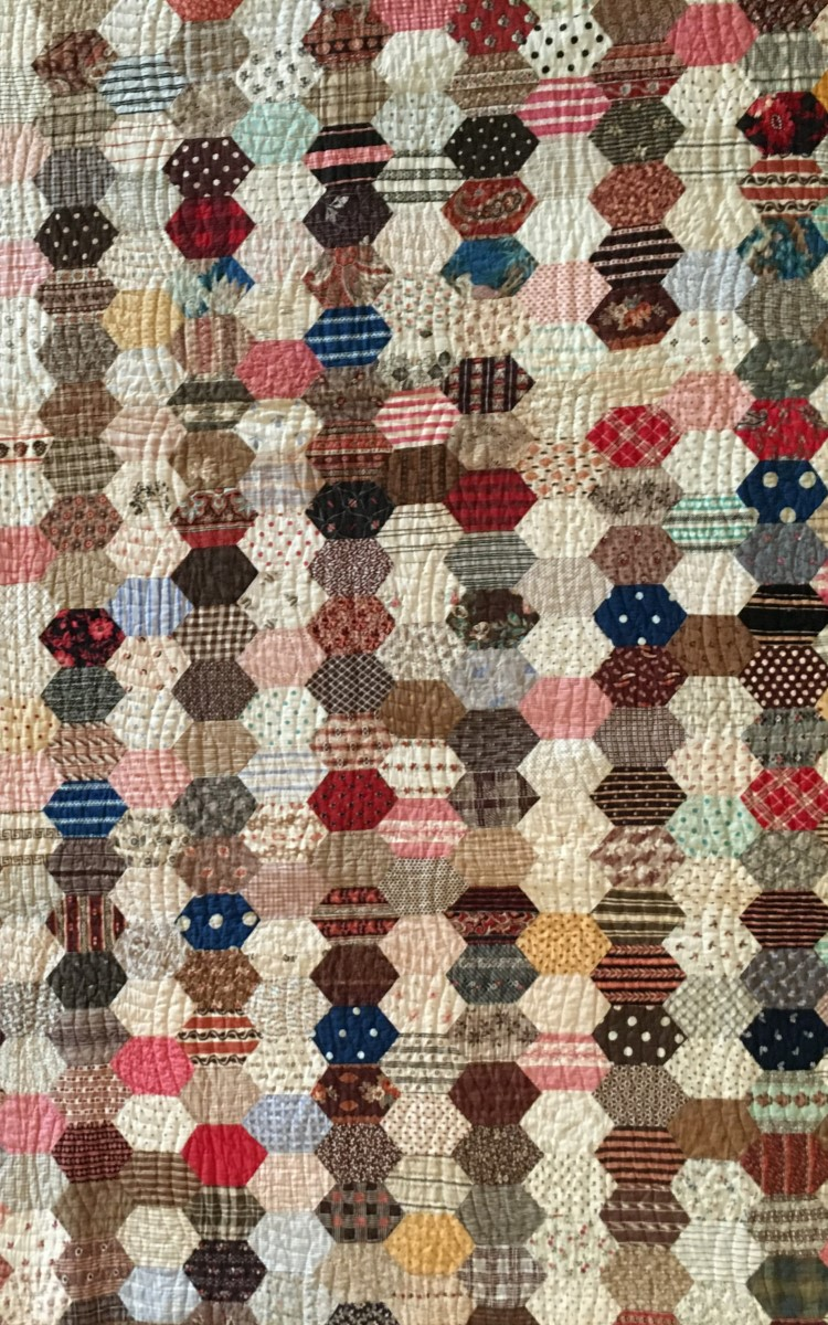 <h3>HEXAGONS</h3>