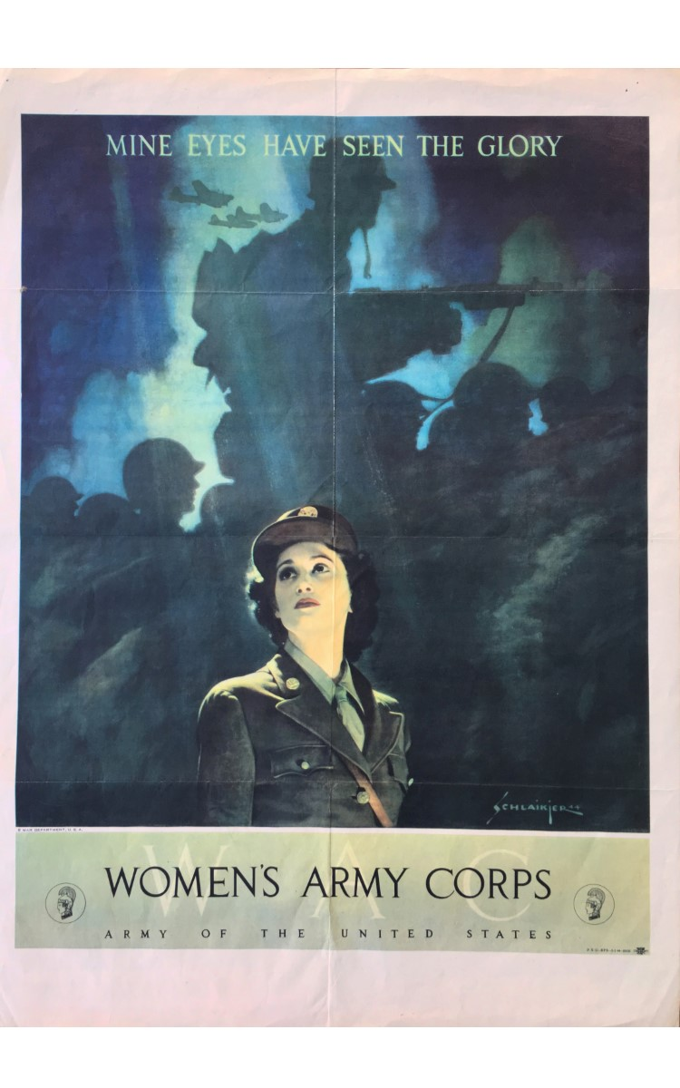 <h3>WOMEN'S ARMY CORP</h3>