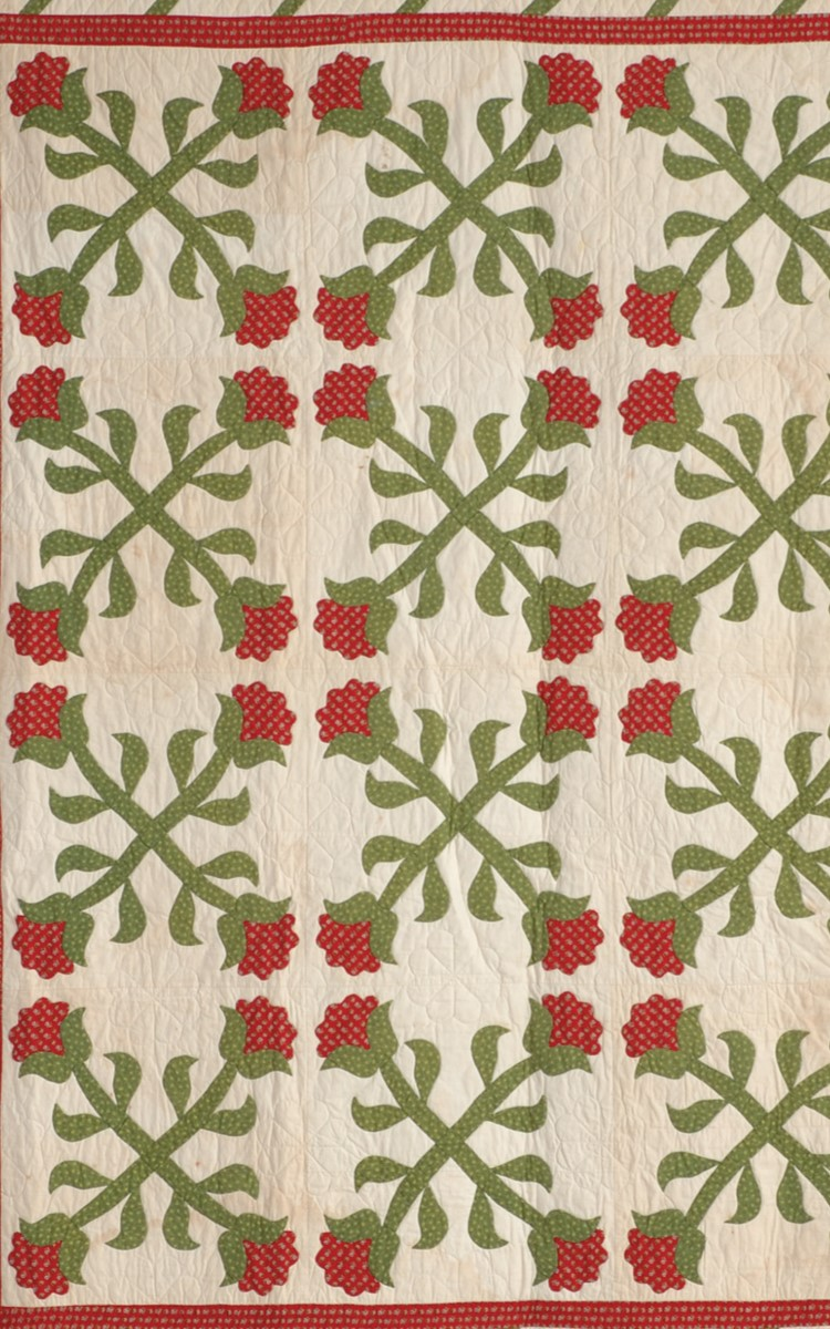 <h3>TULIP QUILT</h3>