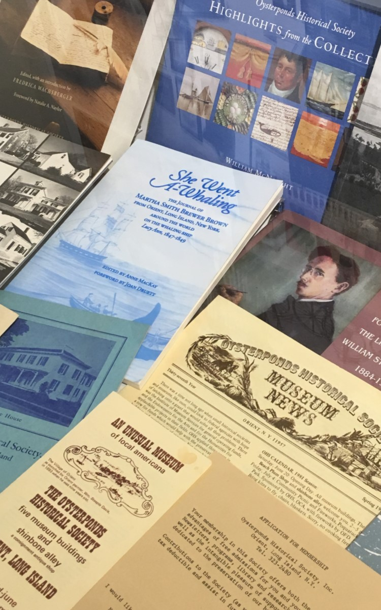 <h3>OHS Publications and Pamphlets</h3>